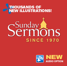Sermon Illustrations from Sunday Sermons Preaching Resources