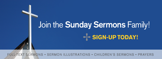 Preaching Resources Sunday Sermons Subscription